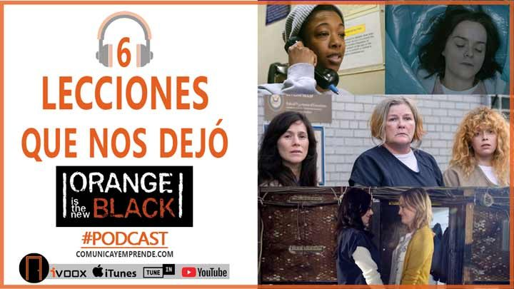 Orange Is The New Black: 6 Lecciones Que Nos Dejó (Final De Serie) | Episodio 64